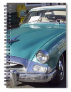 1955 Studebaker Coupe 1 Spiral Notebook