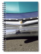 1955 Studebaker Coupe 2 Spiral Notebook