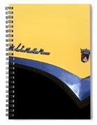 1955 Sunliner Spiral Notebook