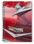 1956 Chervrolet Spiral Notebook