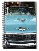 1956 Chevy Bel-air Spiral Notebook