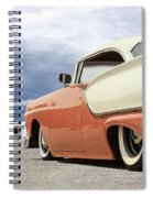 1957 Ford Fairlane Lowrider Spiral Notebook