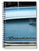 1958 Chevrolet Brookwood Station Wagon Spiral Notebook