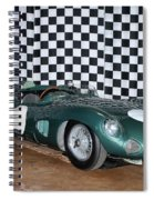 1959 Aston Martin Dbr1 Spiral Notebook