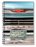 1959 Chevrolet Apache 012315 Spiral Notebook