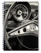 1959 Chevrolet Dash Spiral Notebook