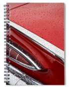 1959 Chevrolet Spiral Notebook