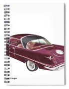 Imperial By Chrysler Spiral Notebook