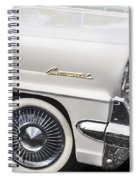 1959 Lincoln Continental Spiral Notebook