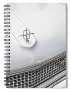 1959 Lincoln Continental Too Spiral Notebook