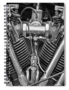 1959 Morgan Spiral Notebook