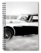 1960 Austin Healey Spiral Notebook