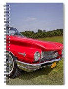 1960 Buick Electra 225 Spiral Notebook