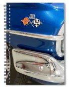 1960 Chevrolet Bel Air 012315 Spiral Notebook
