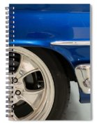 1960 Chevrolet Bel Air 2 012315 Spiral Notebook