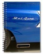 1960 Chevrolet Bel Air 3 012315 Spiral Notebook