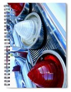 1960 Chevrolet Impala Spiral Notebook