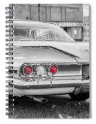 1960 Chevy Impala   7d08509 Spiral Notebook