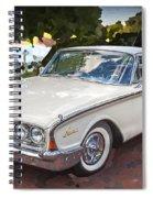 1960 Ford Starliner Spiral Notebook