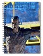 Maz Spiral Notebook