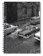 1960's Classic Cars    Ref-252 Spiral Notebook