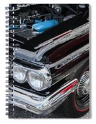 1961 Pontiac Catalina 421 Spiral Notebook