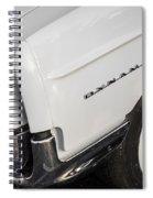 1962 Oldsmobile Dynamic 88 Spiral Notebook