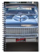 1963 Chevrolet Impala Ss 409 Spiral Notebook