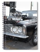 1963 Plymouth Modified Sedan Spiral Notebook