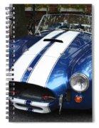 1965 Cobra Shelby Spiral Notebook