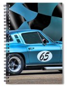 1965 Corvette Spiral Notebook