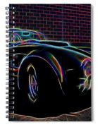 1965 Shelby Cobra - 2 Spiral Notebook