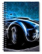 1965 Shelby Cobra - 4 Spiral Notebook