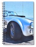 1965 Shelby Cobra - 5 Spiral Notebook
