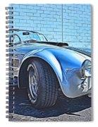 1965 Shelby Cobra- 1 Spiral Notebook