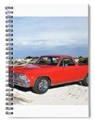 1966 Chevrolet El Camino 327 Spiral Notebook