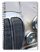 1966 Daimler Mk2 Saloon Spiral Notebook