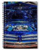 1966 Pontiac Bonneville Spiral Notebook