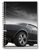 1967 Camaro Rs Spiral Notebook