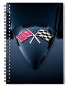 1967 Chevrolet Corvette 427 435 Hp Painted  Spiral Notebook