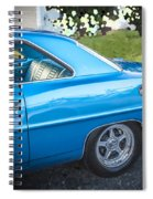 1967 Chevrolet Nova Super Sport  Spiral Notebook