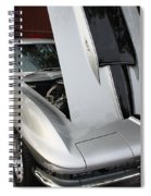 1967 Chevy Corvette Spiral Notebook