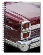 1967 Ford Fairlane 500xl Spiral Notebook