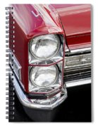 1968 Cadillac Deville You Looking At Me Spiral Notebook