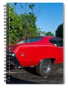 1969 Buick Gs Spiral Notebook