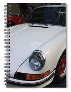 1973 Porsche Spiral Notebook