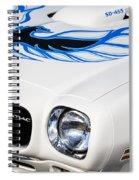 1973 Trans Am Spiral Notebook