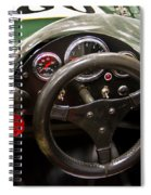 1977 Tiga Interior-class Open Wheel Spiral Notebook