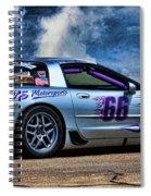 1997 Corvette Spiral Notebook