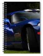 1997 Viper Hennessey Venom 650r 2 Spiral Notebook
